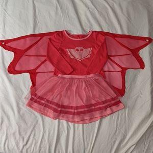 PJ Masks Costumes - PJ Masks Owlette 3 pc Costume/Outfit. Size 2T.